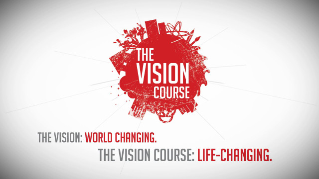 24-7 Prayer – The Vision Course