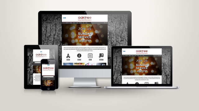 Oak Tree Website 2013
